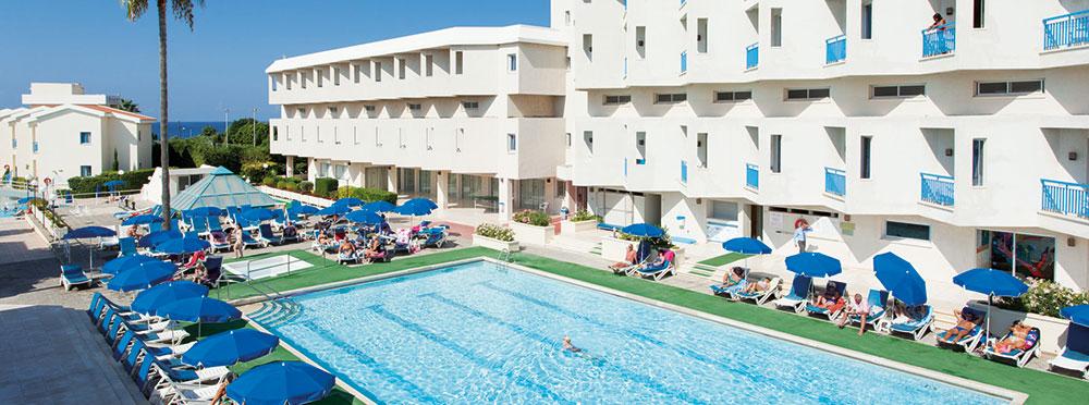Weddings In Cyprus At The Kissos Hotel